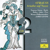 Richard Strauss: Ariadne auf Naxos by Wiener Philharmoniker