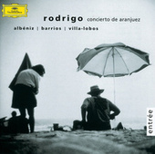 Rodrigo: Concierto de Aranjuez / Albeniz / Barrios / Villa-Lobos de Göran Söllscher