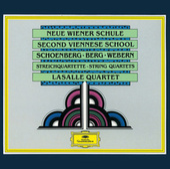 LaSalle Quartet - Neue Wiener Schule by Various Artists