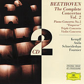 Beethoven: The Complete Concertos Vol. 2 by Berliner Philharmoniker