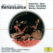 Music of the Renaissance de Various Artists