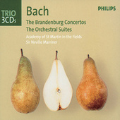 Bach, J.S.: Brandenburg Concertos/Orchestral Suites/Violin Concertos by Academy Of St. Martin-In-The-Fields (1)