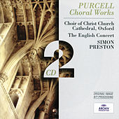 Purcell: Choral Works de The English Concert