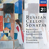 Russian Cello Sonatas de Lynn Harrell