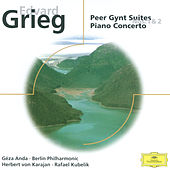 Edvard Grieg: Peer Gynt-Suiten Nr. 1 & 2 by Berliner Philharmoniker