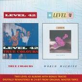 True Colours & World Machine by Level 42