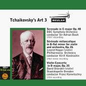 Tchaikovsky's Art 3 by Various Artists