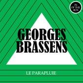 Le parapluie de Georges Brassens