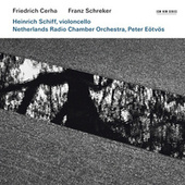 Friedrich Cerha: Concerto for violoncello and orchestra / Franz Schreker: Chamber Symphony by Heinrich Schiff