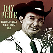 The Complete Singles As & BS 1950-62, Vol. 2 de Ray Price