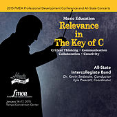 2015 Florida Music Educators Association (FMEA): All-State Intercollegiate Band [Live] by Florida All-State Intercollegiate Band