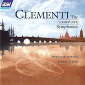 Clementi: The Complete Symphonies by Francesco D´Avalos