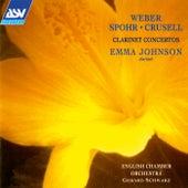 Weber, Spohr & Crusell: Clarinet Concertos von Gerard Schwarz
