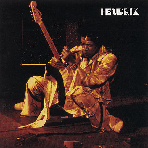 Live At The Fillmore East by Jimi Hendrix