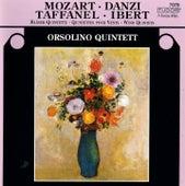 Mozart, Danzi, Taffanel & Ibert: Wind Quintets von Orsolino Quintett