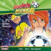 25/1, 2, 3, Winter-Hexerei! von Teufelskicker