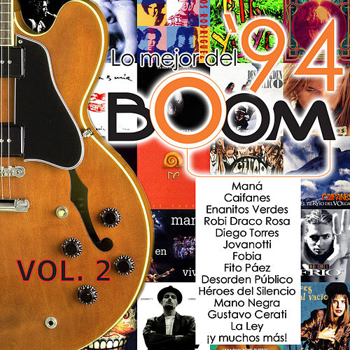 Boom: Lo Mejor del '94 Vol.2 de Various Artists
