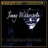 Late Night Jazz N' Blues Greats by Jimmy