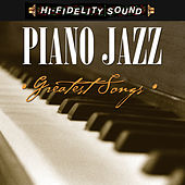 Piano Jazz - Greatest Songs by Various Artists