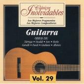 Clásicos Inolvidables Vol. 29, Guitarra by Various Artists