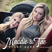 Start Here (Deluxe Edition) de Maddie & Tae