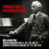 Béla Bartók: Violin Concerto No. 2, ZS. 112, BB 117 - Sonata For Solo Violin, ZS. 117, BB 1124 von Various Artists