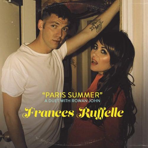Paris Summer by Frances Ruffelle