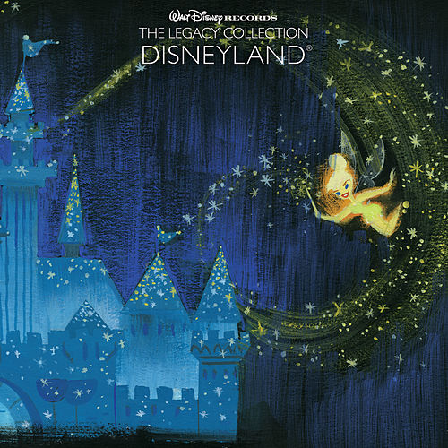 Walt Disney Records The Legacy Collection Disneyland De Various
