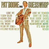 Sings Guess Who by Pat Boone