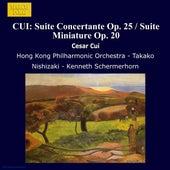 Suite Concertante Op. 25 by Cesar Cui