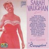 Sarah Vaughan: Summertime by Sarah Vaughan
