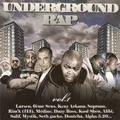 Underground Rap Vol. 1 von Various Artists