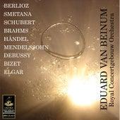 Van Beinum conducts Berlioz, Schubert, Bizet and others by Eduard Van Beinum