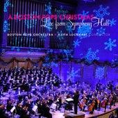 A Boston Pops Christmas - Live from Symphony Hall de Keith Lockhart