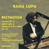 Concert nr3 pentru pian si orchestra in Do minor op 37 de Radu Lupu