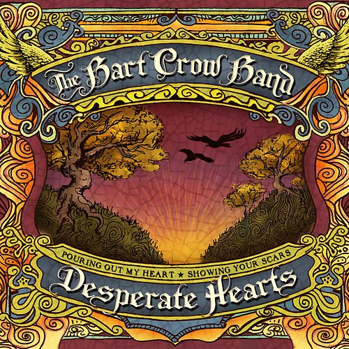 Desperate Hearts by Bart Crow Band