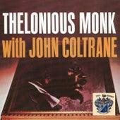 Thelonius Monk with John Coltrane de Thelonious Monk