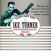 Classic Early Sides 1952-1954 de Ike Turner