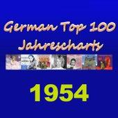 German Top 100 Jahres Charts 1954 de Various Artists