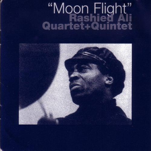 Moon Flight by Rashied Ali