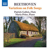 Beethoven: Variations on Folk Songs von Patrick Gallois