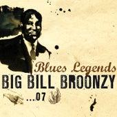 Blues Legends, Vol. 7 by Big Bill Broonzy