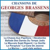 Chansons De Georges Brassens de Georges Brassens