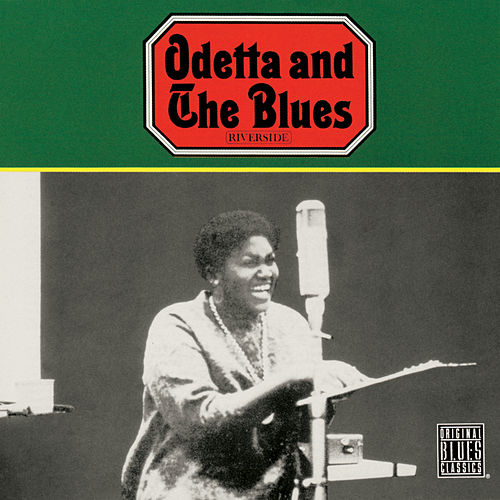 Odetta And The Blues by Odetta