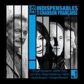 Les indispensables de la chanson française, Vol. 1 by Various Artists