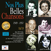 Nos plus belles chansons, Vol. 9: 1949-1951 by Various Artists