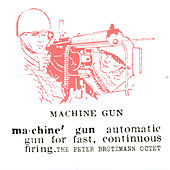 The Complete Machine Gun Sessions by Peter Brotzmann