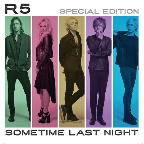 Sometime Last Night (Special Edition) de R5