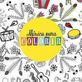 Música para Colorir de Various Artists