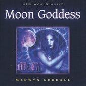 Moon Goddess by Medwyn Goodall